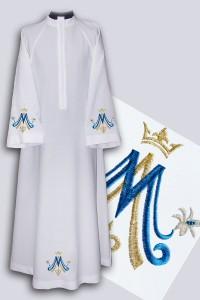 Alb Ah6 zipper