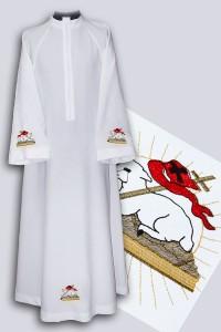 Alb Ah8 zipper