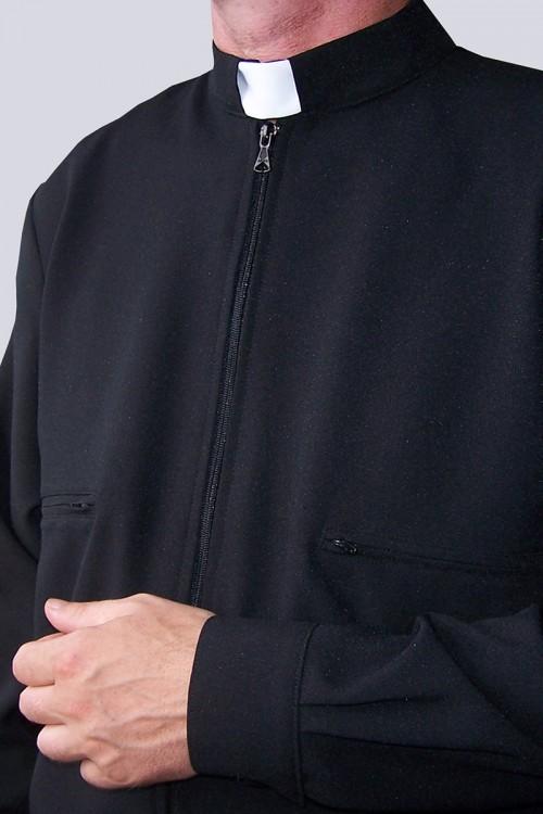 Sweatshirt black B -...