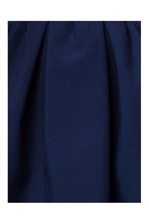 Fabric: Dark blue