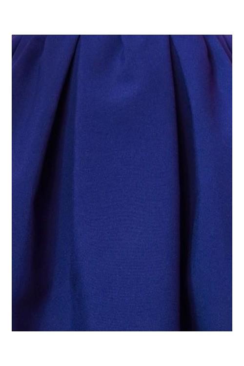 Fabric: Sapphire blue