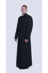 Cassock TS - traditional cut
