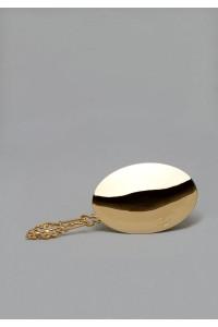 The brass paten 521