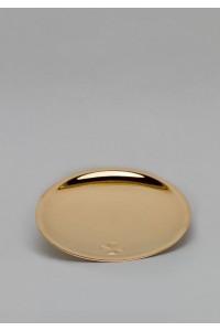 The brass paten 513