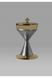 The brass chalice and tin 540