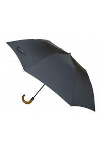 Male umbrella in retro...