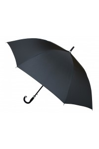 Long black umbrella XXL...
