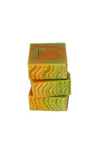 Mint soap with eucalyptus