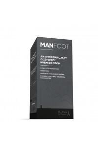 Anti-perspirant nourishing foot cream 50ml
