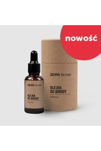 Oil ZEW beards for men