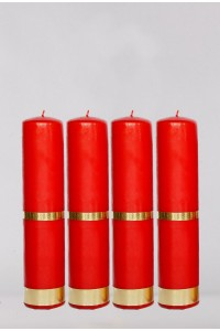 Advent candle set [A3]