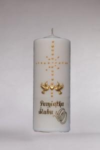 Wedding - Candle [Ś4]