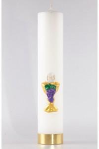 Communion - altar candle [K2]