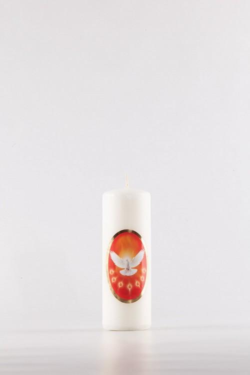 Festive candle [Os-3]