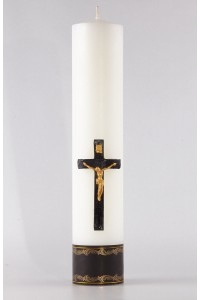 Candle for the funeral altar [Pg1]