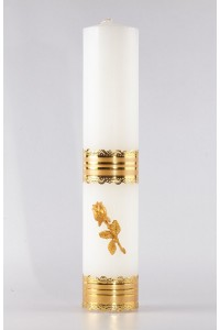 The altar candle of Mary [O-4]