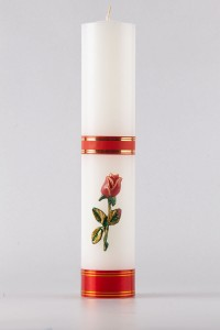 The altar candle of Mary [O-10]