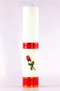 The altar candle of Mary [O-11]