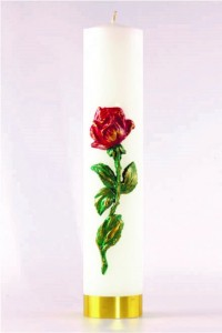 The altar candle of Mary [O-9]