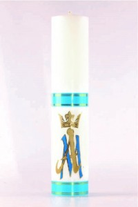 The altar candle of Mary [O-19]
