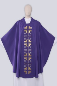 Chasuble G7/f