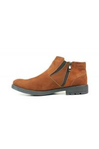 Reddish Jodhpur boots for...