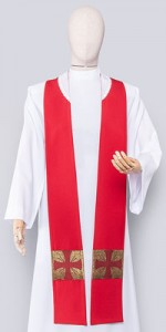 Red Stoles - Stoles - Liturgical-Clothing.com