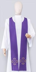 Violet Stoles - Stoles - Liturgical-Clothing.com