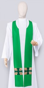 Green Stoles - Stoles - Liturgical-Clothing.com