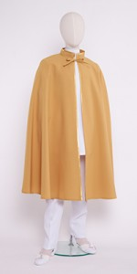 Long Pelerines with Band Collar - Choir Dresses - Liturgical-Clothing.com