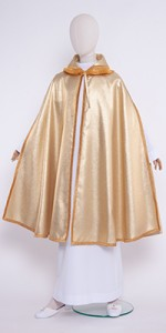 Long pelerines with a deep slit - Choir Dresses - Liturgical-Clothing.com