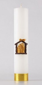 Christmas candles - Candles - Liturgical-Clothing.com