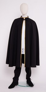 Long Pelerines with Band Collar - Readers and Altar Servers - Liturgical-Clothing.com