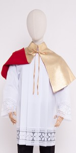 Double-sided Pelerines - Readers and Altar Servers - Liturgical-Clothing.com
