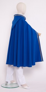 Long Pelerines with a Hood - Choir Dresses - Liturgical-Clothing.com