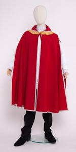Long pelerines with a deep slit - Readers and Altar Servers - Liturgical-Clothing.com