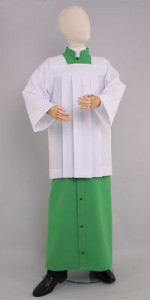 Colorful Cassocks - Readers and Altar Servers - Liturgical-Clothing.com