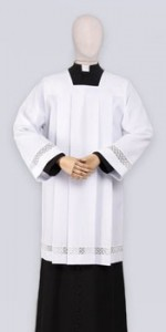 Priests' Surplices - Liturgical-Clothing.com