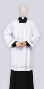 Priests' Surplices - Liturgical-Clothing.com