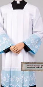 Marian and Easter Surplices - Priests' Surplices - Liturgical-Clothing.com