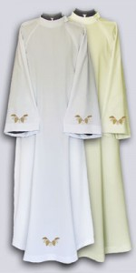 Albs with Embroidery - Priests' Albs - Liturgical-Clothing.com