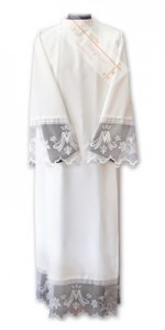 Albs with Lace - Priests' Albs - Liturgical-Clothing.com