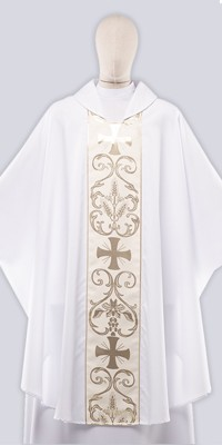 Ceremonial Chasuble with Ornaments