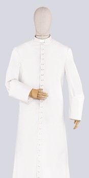 Cream-coloured Cassocks
