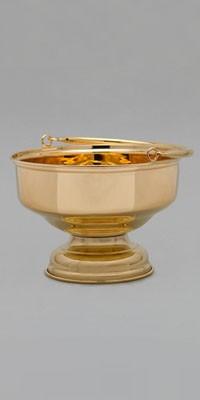Aspersorium / Holy Water Pot