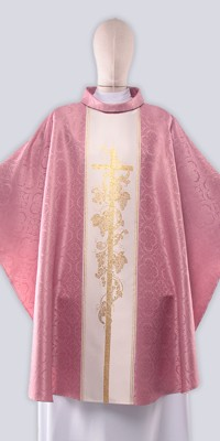 Pink Chasubles with Ornaments