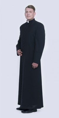 Winter Cassocks